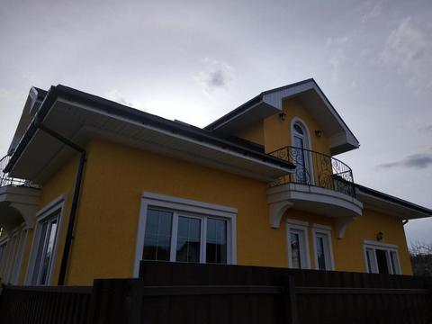 Дом 204 кв.м, Участок 5 сот. , Куркинское ш, 4 км. от МКАД.