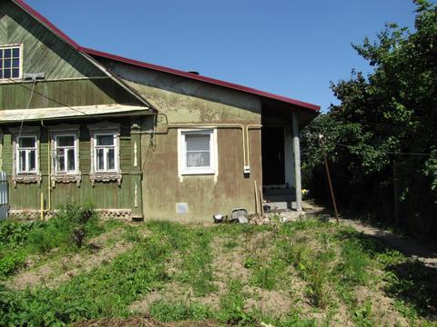 Дом 64 кв.м, Участок 5 сот. , Дмитровское ш, 10 км. от МКАД.