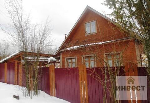 Продается 2х этажная дача 50 кв.м.на участке 6 соток, д.Мякишево СНТ