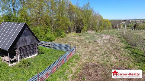 Земельный участок 12 соток, ИЖС в д. Пнево, Малоярославецкого р-на