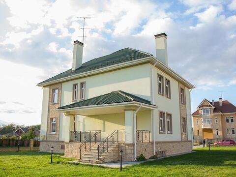 Новый дом 273кв.м. 15 соток. Киевское ш.