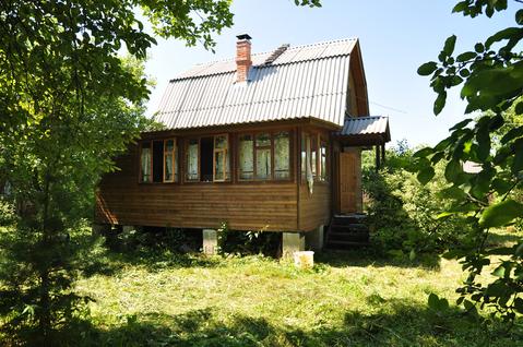 Продается дом 75 кв.м. на участке 8 с в СНТ Дубки, Домодедовского р-на