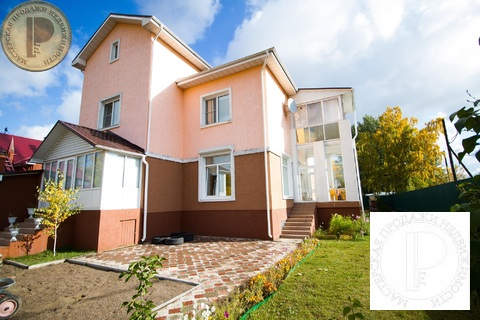 Дом ул. Академгородок