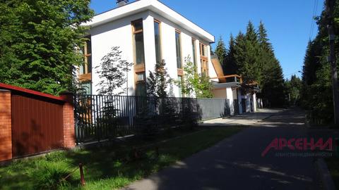 Коттедж 973 метра в современном стиле Новоглаголево