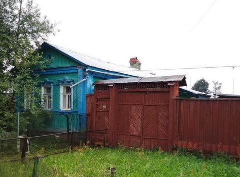 Готовый дом с газом в центре города