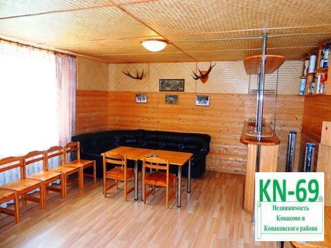 Современный гостевой коттедж «лазурное» В конаковском районе