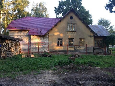 Дом 250 кв. м. под отделку, на участке 2 сотки по Дмитровскому шоссе, .