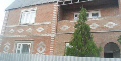 Продается дом в Бессергеновке