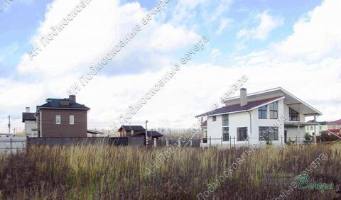 Каширское ш. 12 км от МКАД, Горки Ленинские, Участок 8.5 сот.