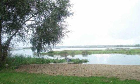 Коттедж на 1 береговой линии р. Волга. Собственный пляж и причал.
