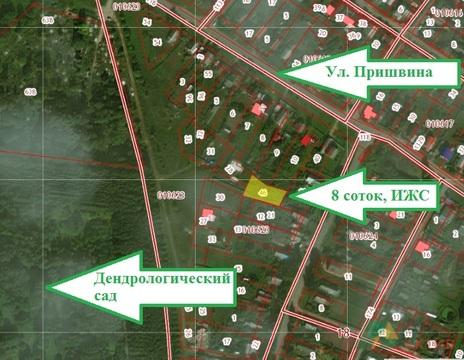 Продажа участка, Переславль-Залесский, Ул. Сокольская