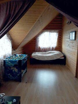 Бревенчатый дом, 90 кв.м. 11 сот. г. Лаишево