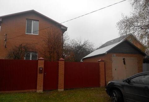 Продам выделенную часть дома в черте Серпухова все коммуникации