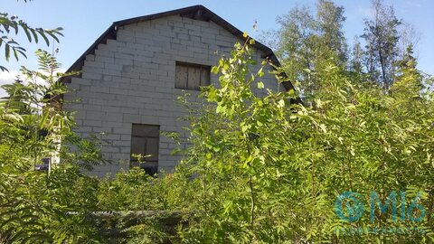 Двухэтажный дом в Кингисеппском районе