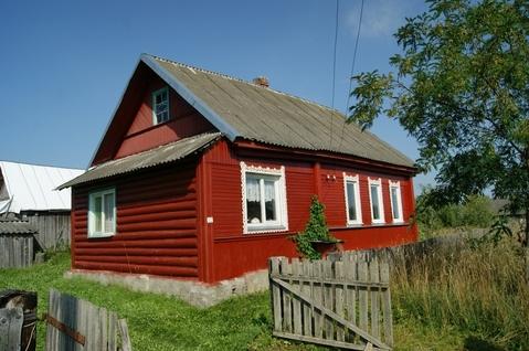 Два отличных дома в д. Хватково недалеко от озера и соснового бора