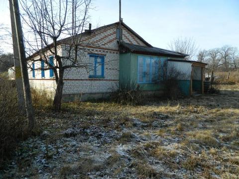 Продается отд. стоящий, кирпичный дом,1990 г.постройки,520 тыс.руб.