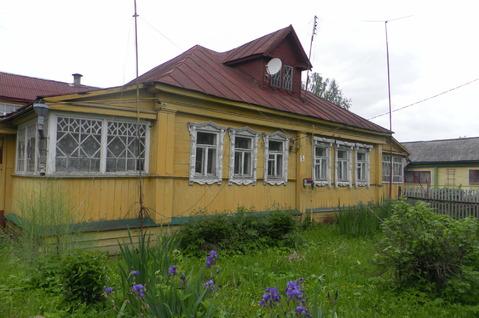 Продается дом в Волоколамске