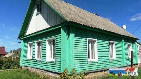 Жилой дом в старой деревне, 4 сотки земли Московская область, Можайск