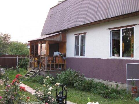 Дом 123 кв.м, Участок 7 сот. , Ярославское ш, 17 км. от МКАД.