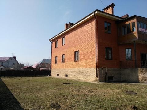 Дом 515 кв.м, Участок 15 сот. , Симферопольское ш, 30 км. от МКАД.