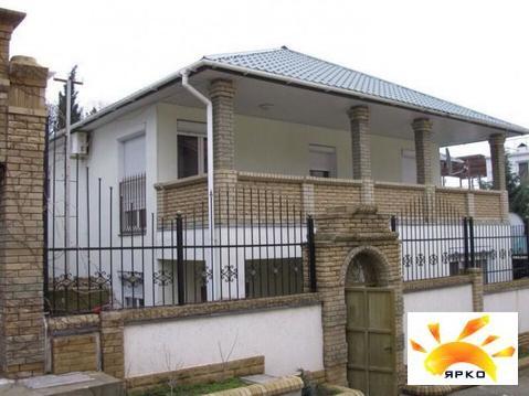 Прекрасный дом в Гаспре 220м2 на 7 сотках