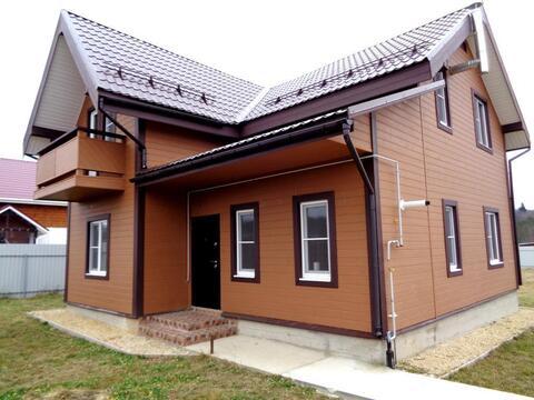 Дом 160 кв.м на участке 11 соток кп боровики2