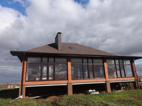 Дом в Игуменке с верандой