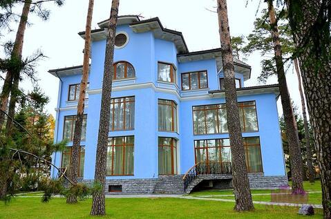 Продается дом 1100 кв.м, окп «Екатериновка» г.Москва, Рублевское шоссе
