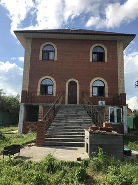 Дом 270 кв.м М. О, г. Раменское, мкр. Гостица, ул. Прохладная