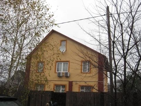 Продается дом 400 кв.м, участок 23 сот. , Новорязанское ш, 20 км. .