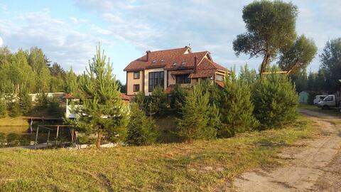 Сдается 2-х этажный дом 250 кв.м. в д. Шилово, Боровского района