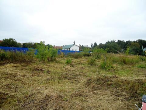 Участок 12 сот. , Можайское ш, 25 км. от МКАД. Голицыно