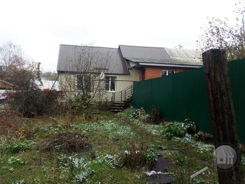 Продается часть дома с земельным участком, ул. Овражная