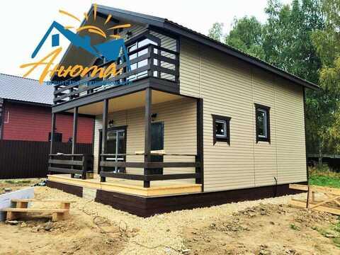 Новый дом 140 кв.м. с пропиской в Белоусово Жуковского района