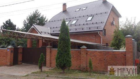 Сдается на длительный срок дом в охраняемом поселке