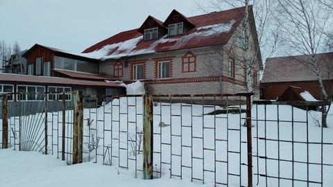 Дом 355 кв.м с участк. 12 сот в Игнатово, Заокского района