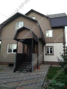 Каширское ш. 43 км от МКАД, Домодедово, Коттедж 230 кв. м