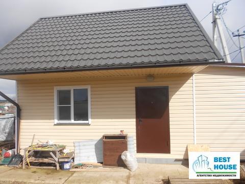 Дом 67 м2 и мини-ферма в с. Тропарёво, МО, Можайский район.