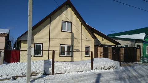 Продается дом. , Казань город, Физкультурная улица 17а