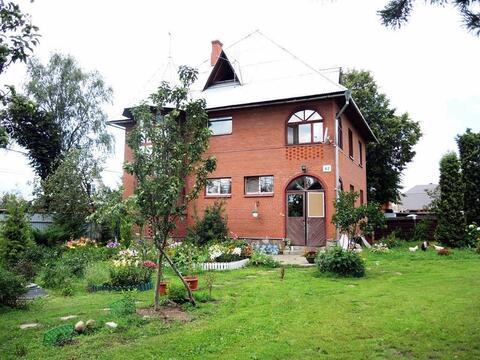 Продается дом 330 кв.м, участок 27 сот. , Новорижское ш, 29 км. от .