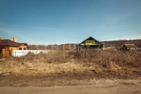 Ровный земельный участок в красивом селе Подгорная Каменка
