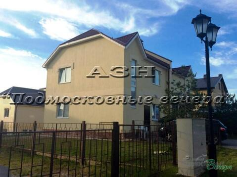 Ярославское ш. 25 км от МКАД, Жуковка, Таунхаус 107.3 кв. м