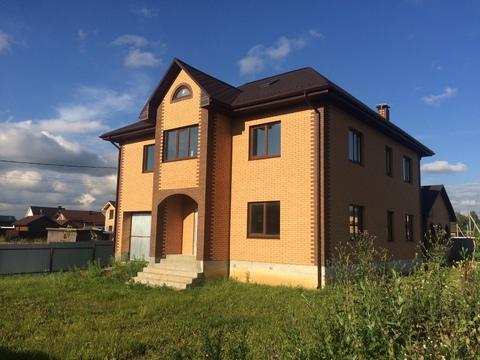 Дом 210 кв.м. на участке 12 соток в мкр. Белые столбы