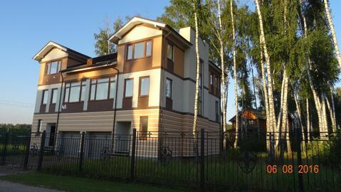 Дом 220 кв.м, Участок 7 сот. , Калужское ш, 5 км. от МКАД.