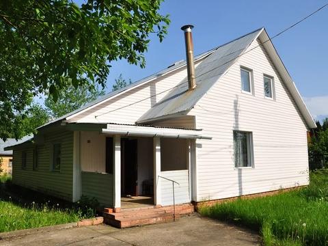 Дом 200 кв.м. на участке 10 соток в д Сивково, Минское ш. 33км от МКАД