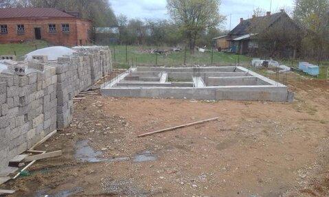 Продается жилой дом в селе Недельное, фундамент, 20 соток.