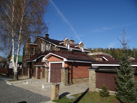 Дом с участком в г. Кимры рядом с лесом и рекой Волга
