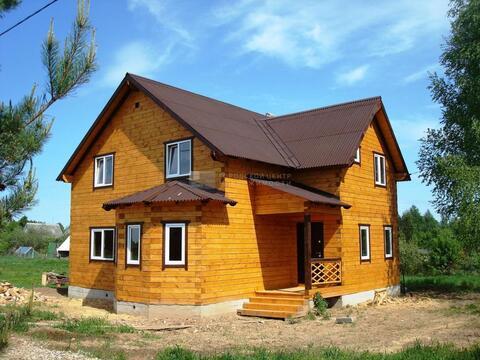 Дом 180 кв.м, Участок 13 сот. , Ярославское ш, 85 км. от МКАД.