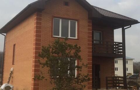 Продается новый 2-х эт. дом 168м2 участке 8 сот п. Образцово