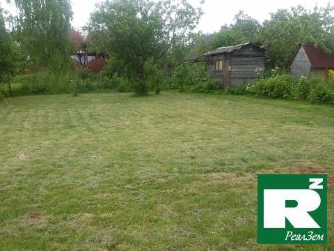 Продается земельный участок 4 сотки в СНТ Берег, близь деревни Вашутин